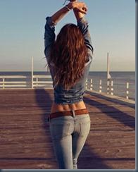 с чем комбинировать джинсы