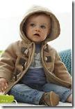 теплые детские джинсы