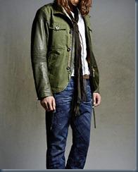Мужская джинсовая коллекция diesel