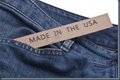 джинсы в Америке