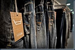 джинсы из Европы