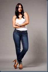 джинсы большого размера