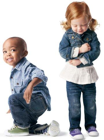 Джинсовые детские коллекции
