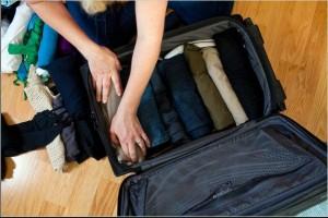 джинсы в путешествии