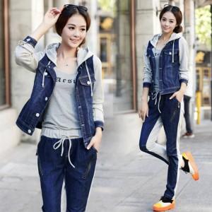спортивные джинсы