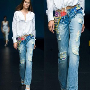Испанские джинсы