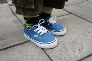 детская джинсовая обувь