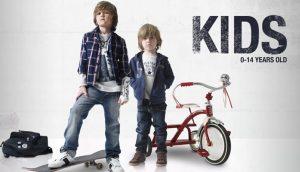 levis kids джинсы для детей
