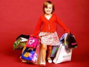 купить для детей одежду