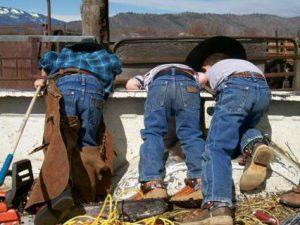 wrangler-kids детские джинсы